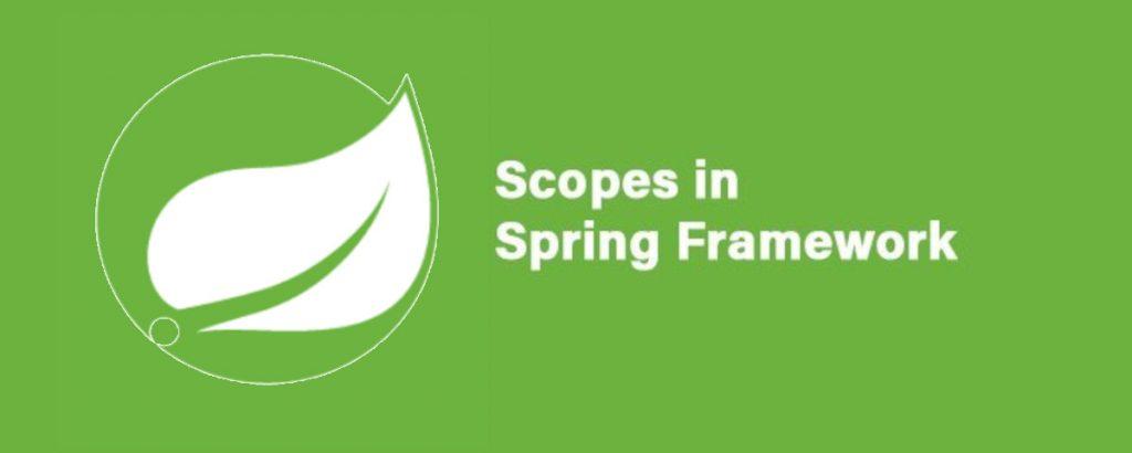 Scope Beans en Spring