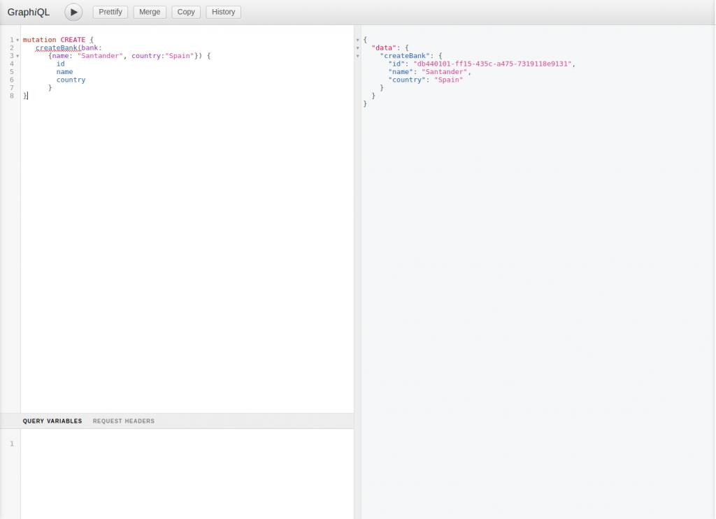 Mutation y Respuesta con GraphQL |Ejemplo GraphQL con Spring Boot y Netflix DGS